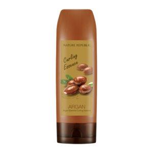 эссенция для вьющихся волос с маслом арганы