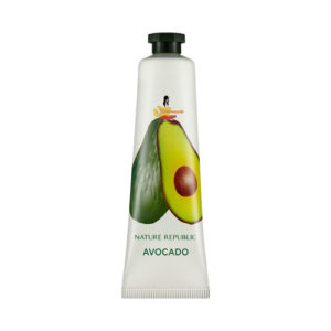 увлажняющий крем для рук авокадо