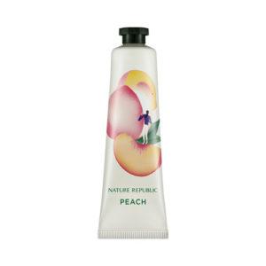 увлажняющий крем для рук peach 30 мл