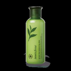балансирующий тонер с экстрактом зеленого чая