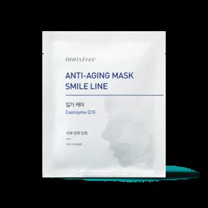 антивозрастная маска для носогубных складок