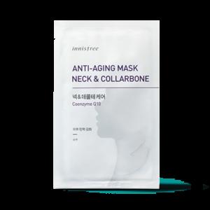 антивозрастная маска для шеи и ключицы