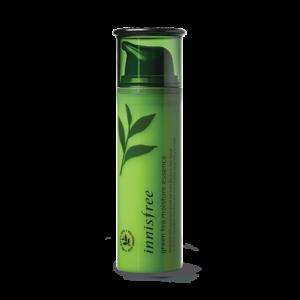 увлажняющая эссенция с экстрактом зеленого чая для сухой кожи