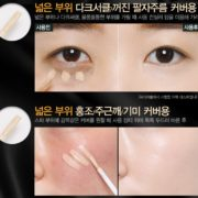 Absolute Cover Fit Liquid Concealer Duo 5
