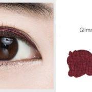 glimmer burgundy