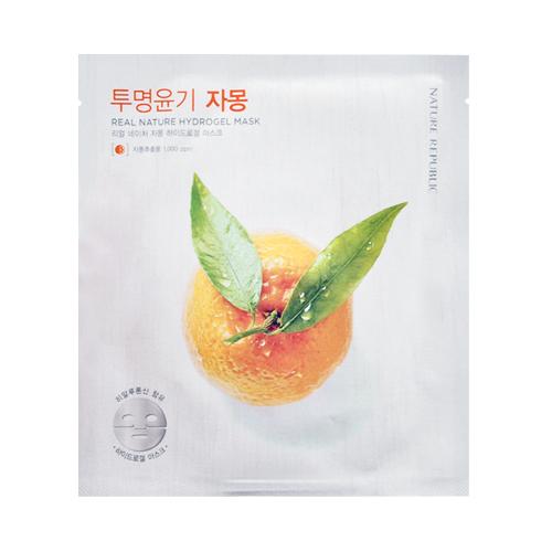 гГидро-гелевая маска с экстрактом грейпфрута