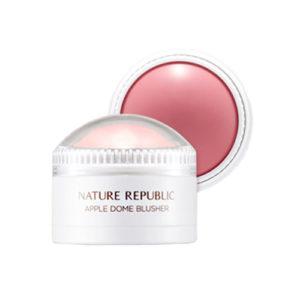 Шелковистые румяна Apple Dome Blusher Nature Republic