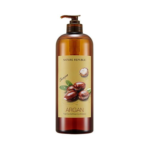 Увлажняющий шампунь для волос с маслом арганы Nature Republic Argana Shampoo